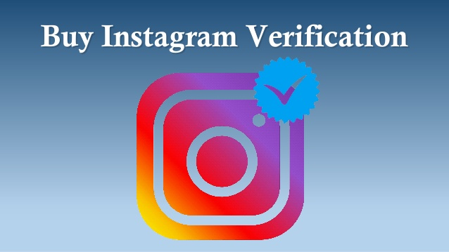 Buy verified instagram